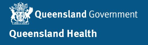 Queensland Government Public Health and Wellbeing
